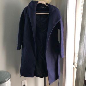Hooded coat - XS